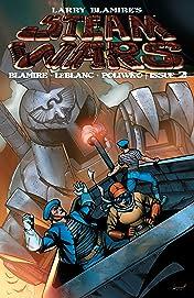Larry Blamire's Steam Wars #2