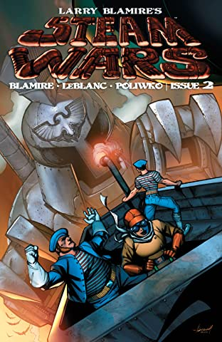 Larry Blamire's Steam Wars #2