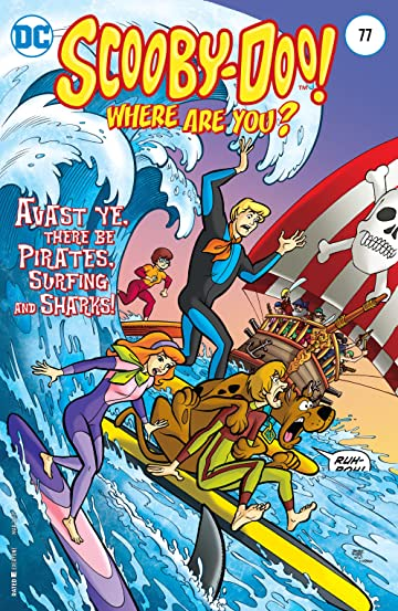 Scooby-Doo, Where Are You? (2010-) #77