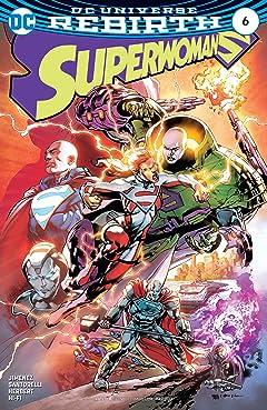 Superwoman (2016-2017) #6