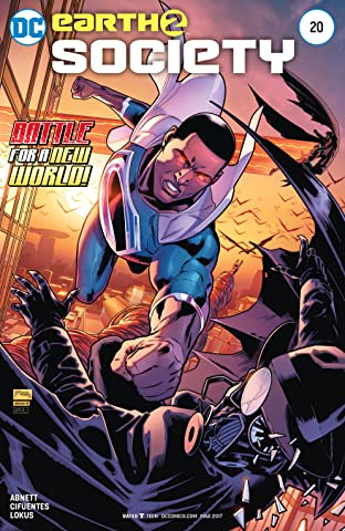 Earth 2: Society (2015-) #20