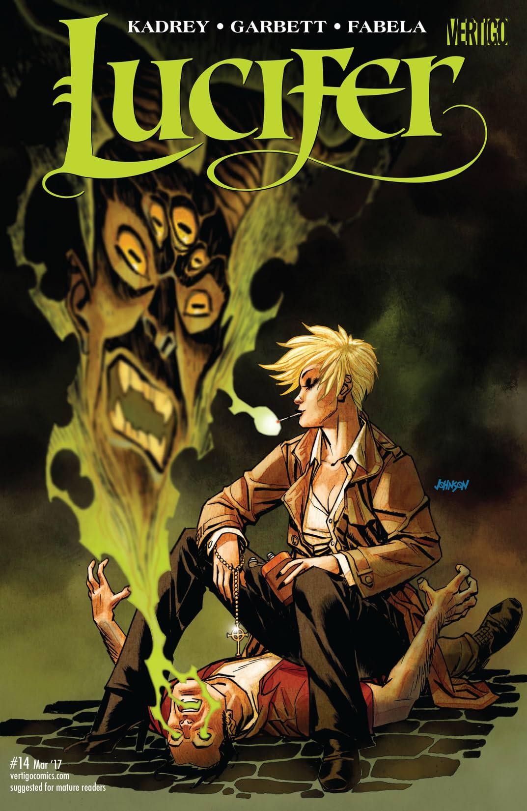 Lucifer (2015-2017) #14