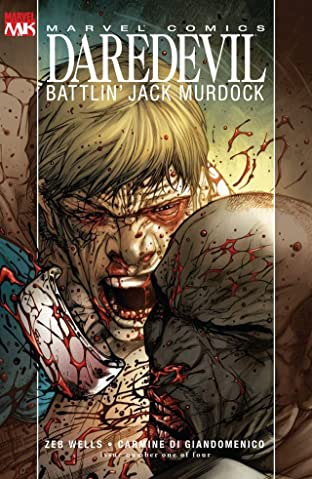 Daredevil: Battlin' Jack Murdock #1 (of 4)