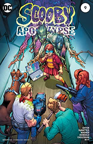 Scooby Apocalypse (2016-) No.9
