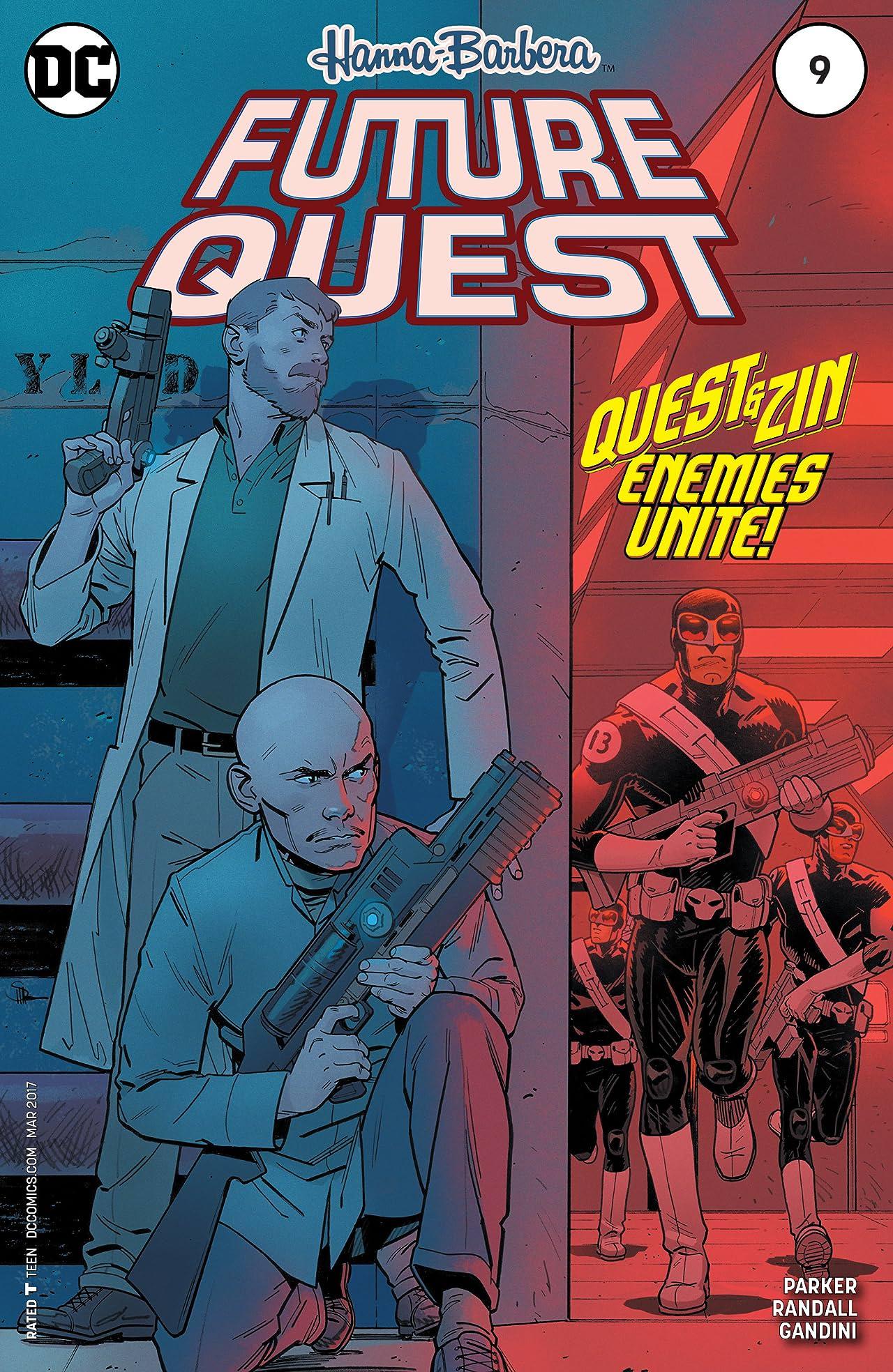 Future Quest (2016-2017) #9
