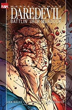 Daredevil: Battlin' Jack Murdock #2 (of 4)