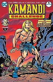The Kamandi Challenge (2017-) #1