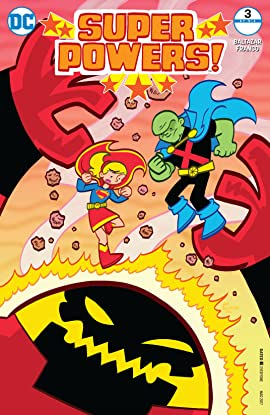 Super Powers (2016-2017) #3