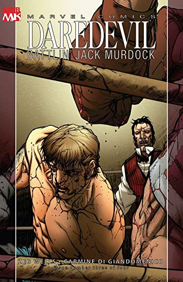Daredevil: Battlin' Jack Murdock #3 (of 4)