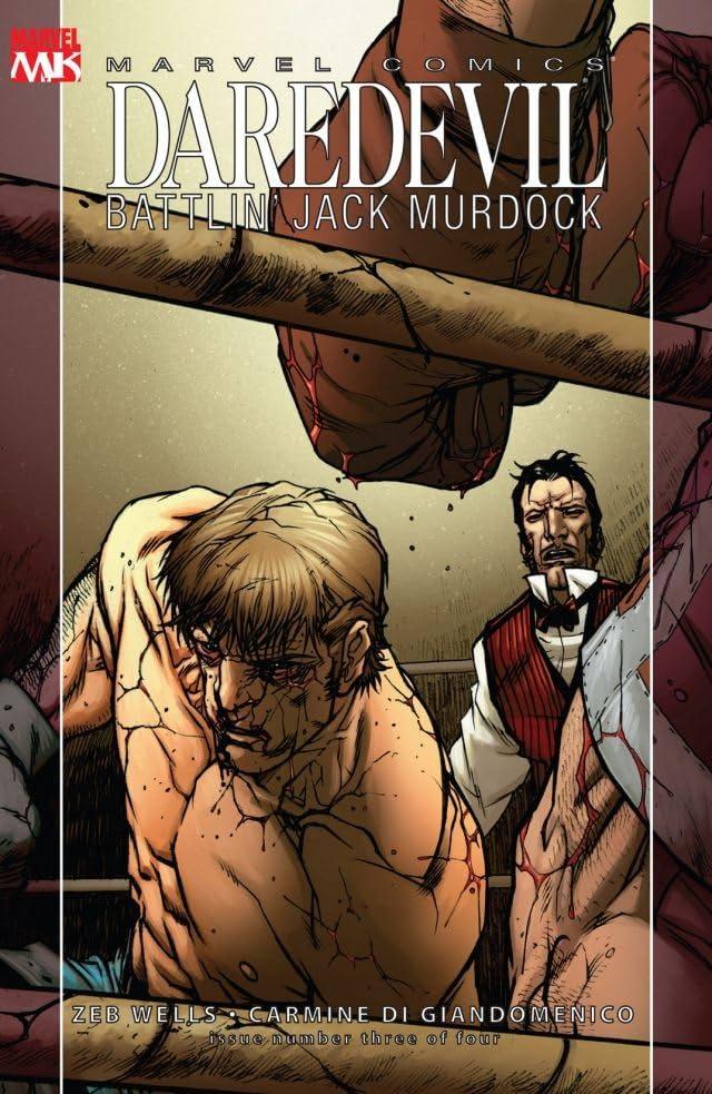 Daredevil: Battlin' Jack Murdock #3 (of 4)