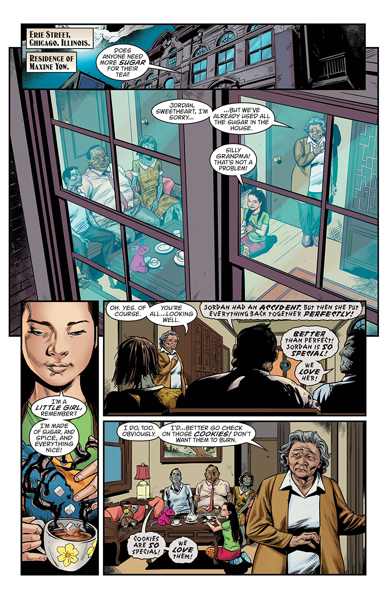 Everafter: From the Pages of Fables (2016-2017) #5