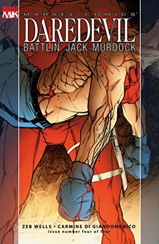 Daredevil: Battlin' Jack Murdock #4 (of 4)