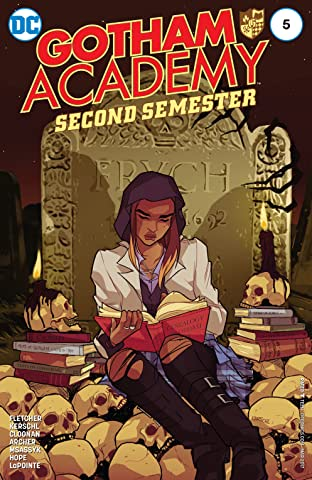 Gotham Academy: Second Semester (2016-2017) No.5