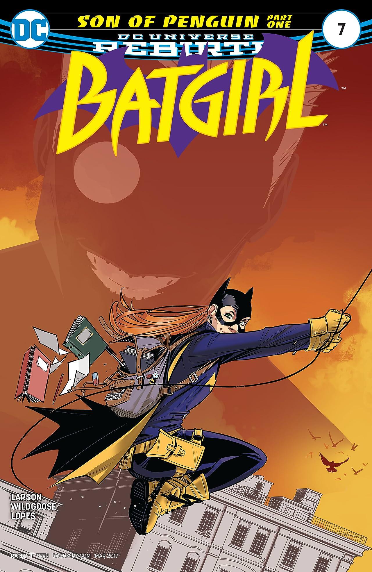 Batgirl (2016-) #7