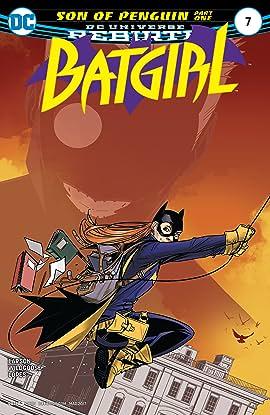 Batgirl (2016-) No.7