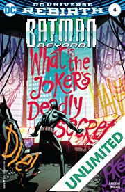 Batman Beyond (2016-) #4