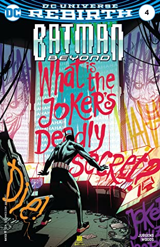 Batman Beyond (2016-) No.4