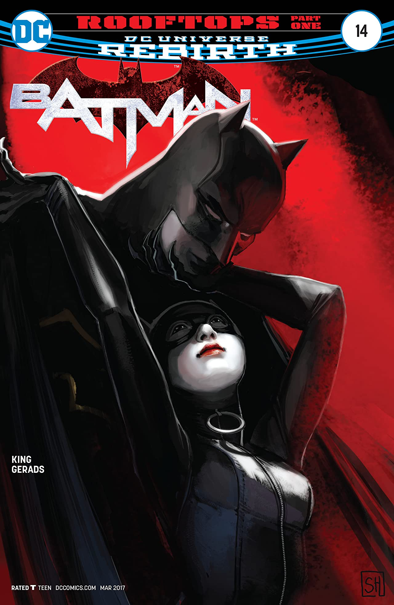 Batman (2016-) No.14