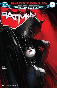 Batman (2016-) #14