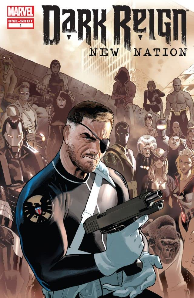 Dark Reign: New Nation