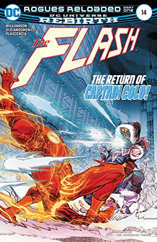 The Flash (2016-) No.14