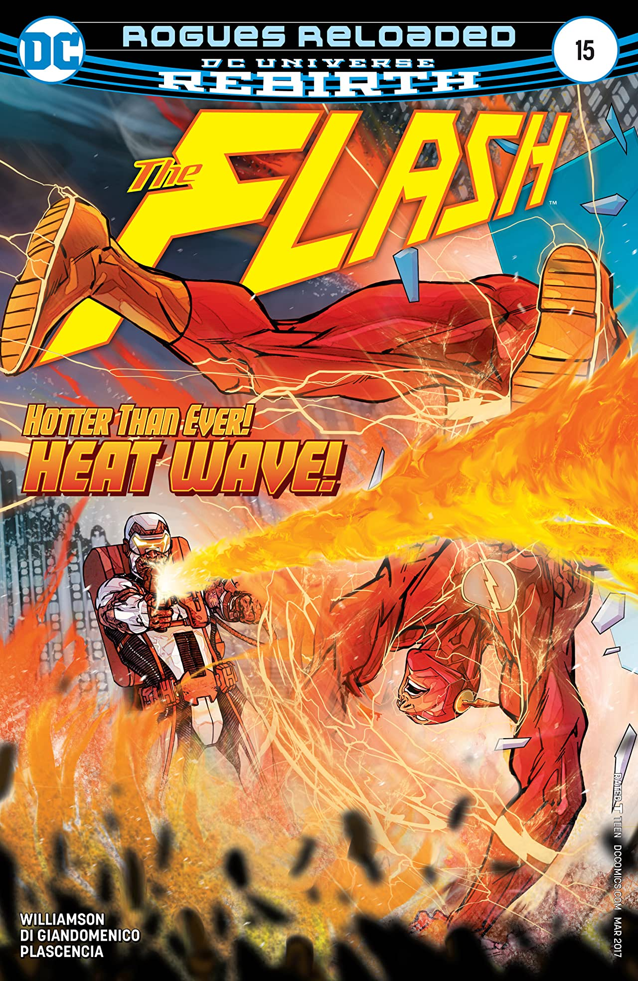 The Flash (2016) - Tomes : 11,12,13,14,15