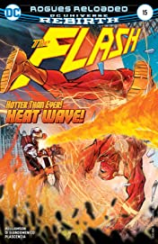 The Flash (2016-) #15