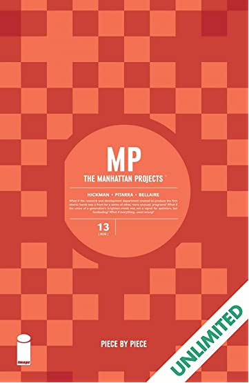 The Manhattan Projects #13