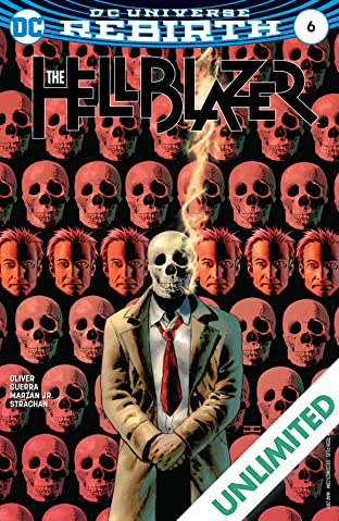 The Hellblazer (2016-2018) #6