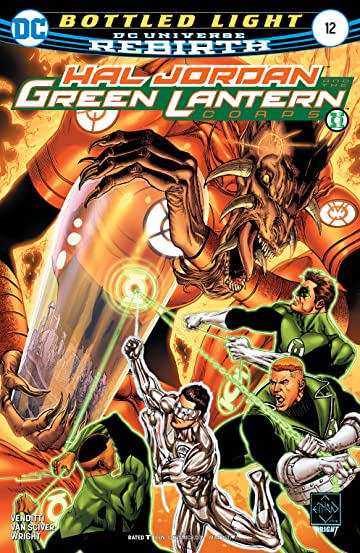 Hal Jordan and The Green Lantern Corps (2016-) #12