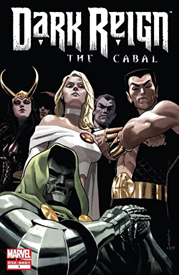 Dark Reign: The Cabal