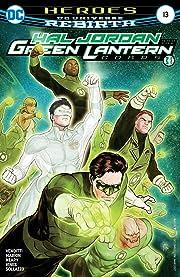 Hal Jordan and the Green Lantern Corps (2016-2018) #13