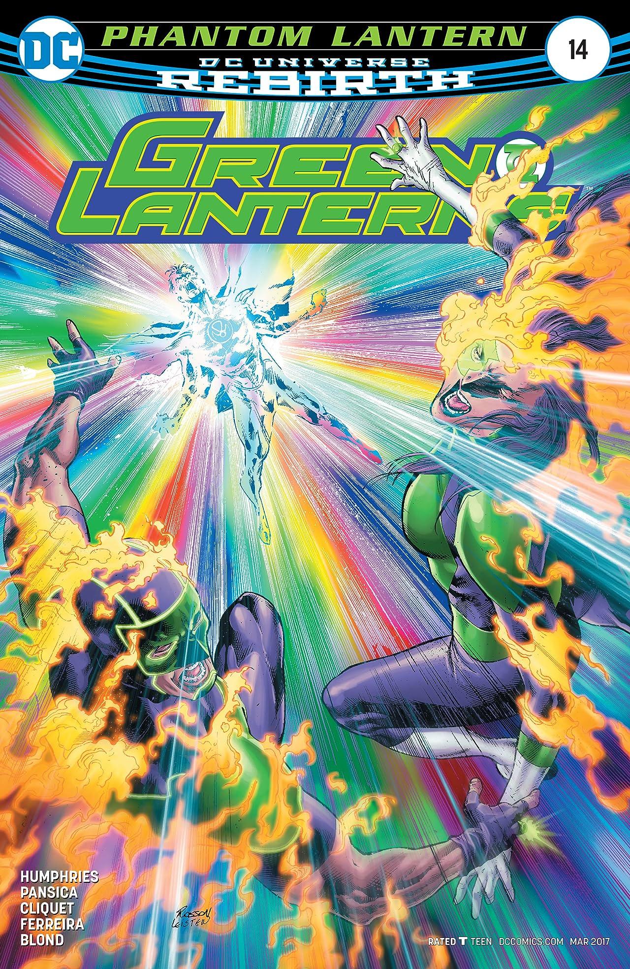 Green Lanterns (2016-) #14