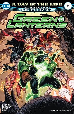 Green Lanterns (2016-) No.15