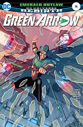 Green Arrow (2016-2019) #14