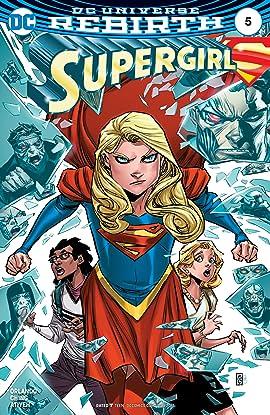 Supergirl (2016-) No.5