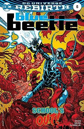 Blue Beetle (2016-) #5