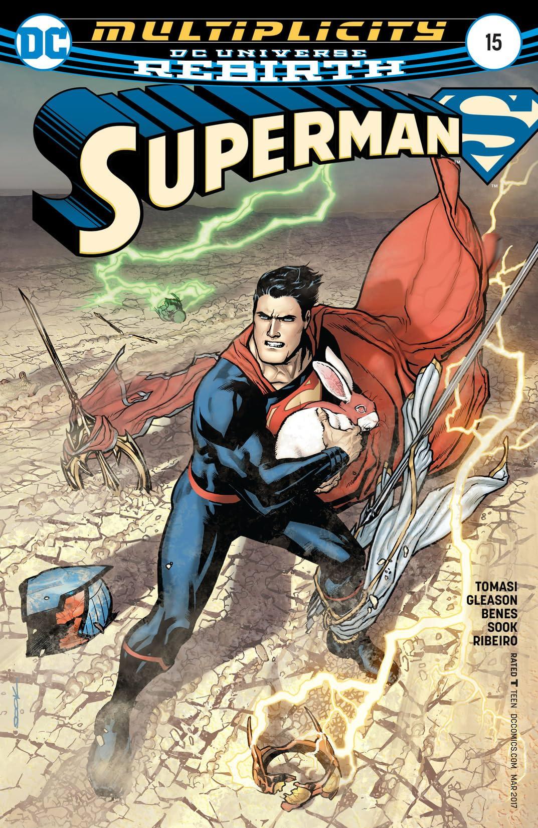 Superman (2016-2018) #15