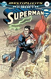 Superman (2016-) #15
