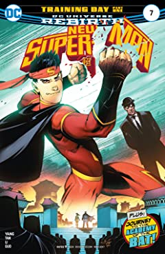New Super-Man (2016-) #7