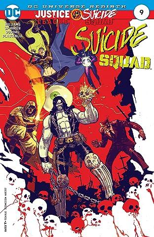 Suicide Squad (2016-2019) No.9