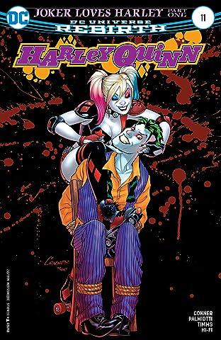 Harley Quinn (2016-) #11