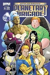 Planetary Brigade #1