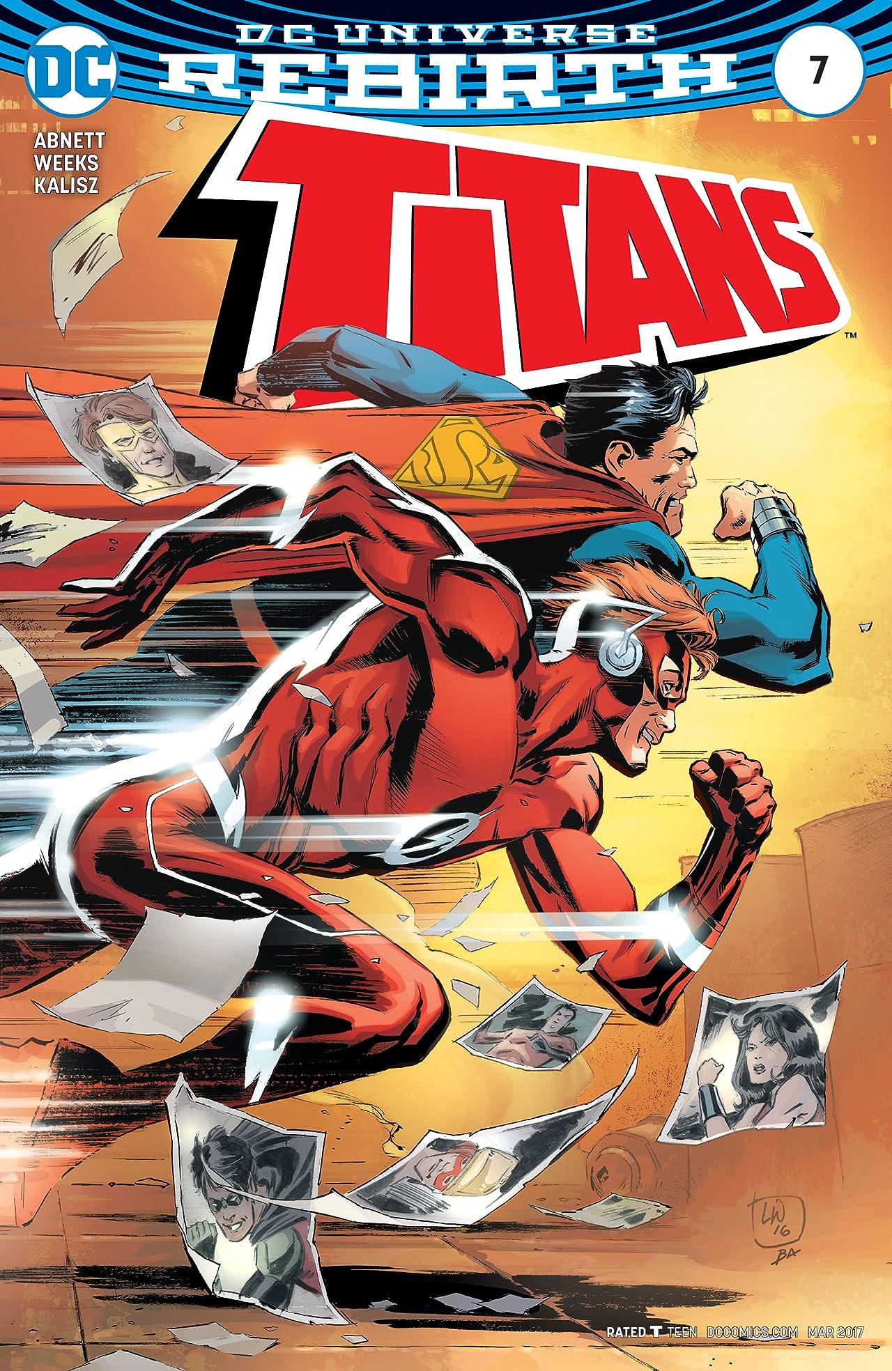 Titans (2016-) #7