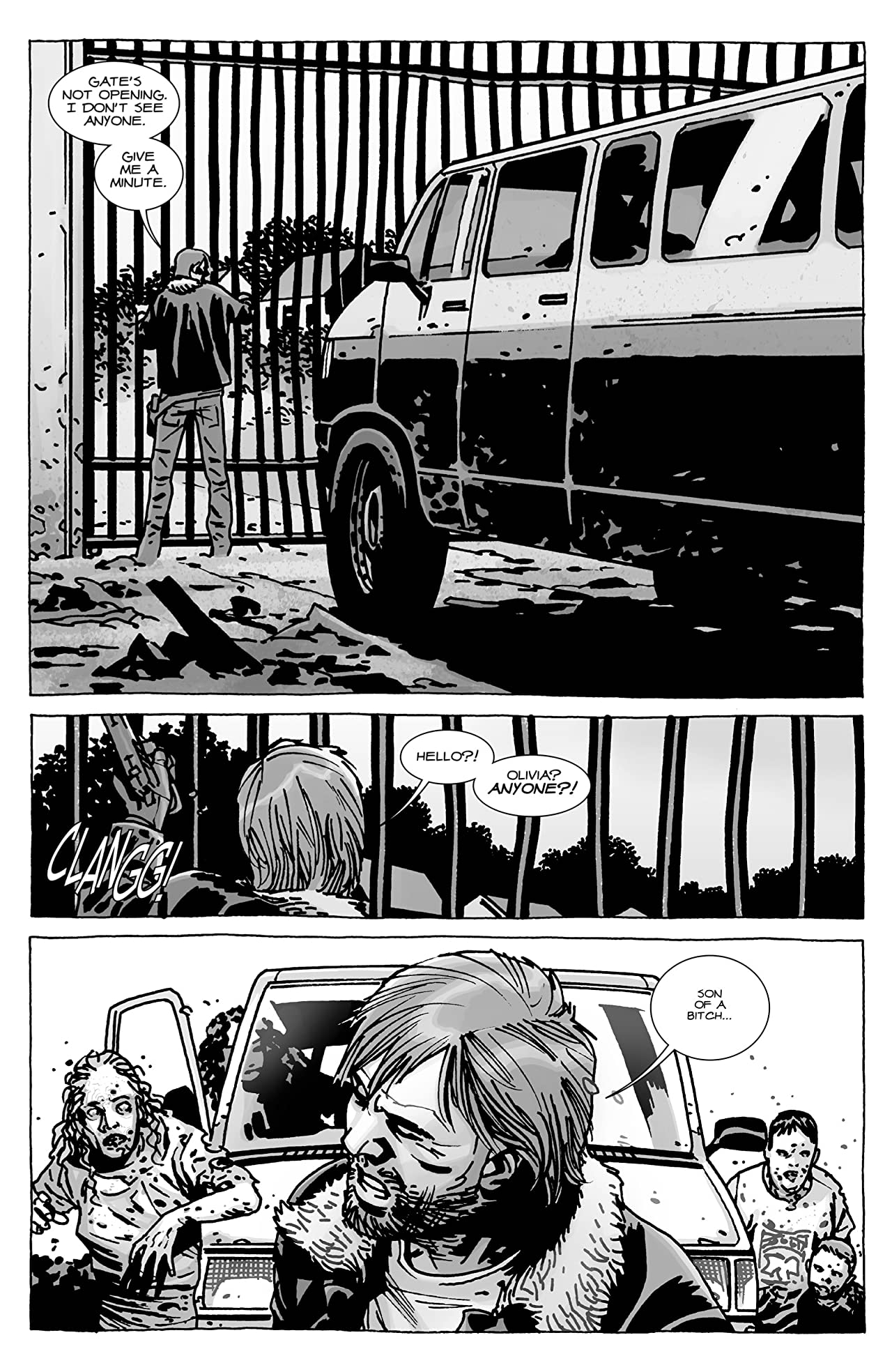 The Walking Dead #112
