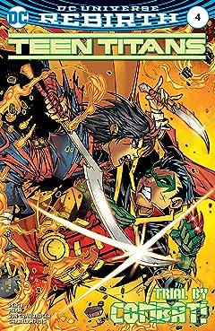 Teen Titans (2016-) #4