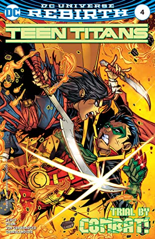 Teen Titans (2016-) No.4