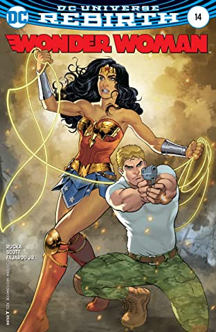 Wonder Woman (2016-) No.14