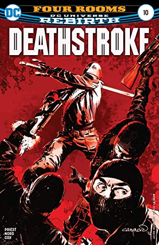 Deathstroke (2016-) No.10