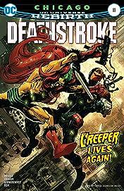 Deathstroke (2016-) #11